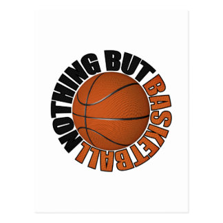 Nothing But Basketball Postcard