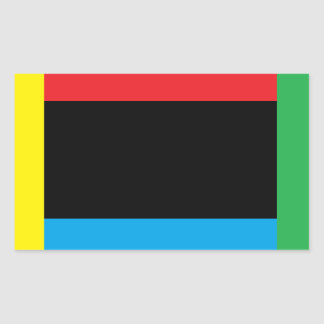 Nothing But Color Primary Colors Stickers 1