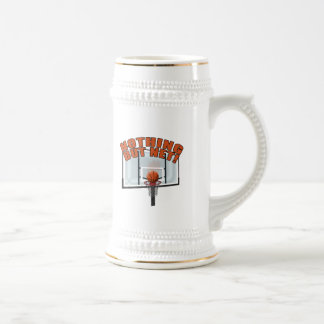 Nothing but Net Beer Stein