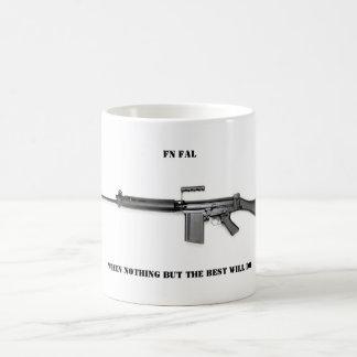 Nothing but the best basic white mug