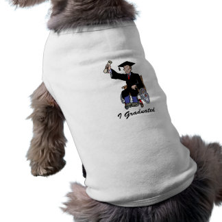 Nothing can hold you back doggie tee