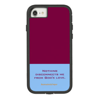 Nothing Disconnects from God's Love Case-Mate Tough Extreme iPhone 7 Case