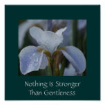 Nothing Is Stronger Than Gentleness Poster