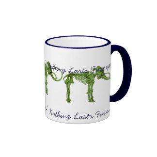 Nothing Lasts Forever! Ringer Mug