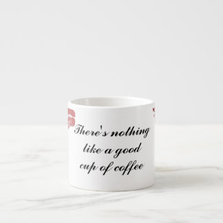 Nothing Like a Good Cup of Coffee w/Lipstick