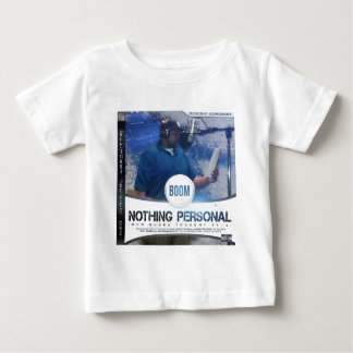 Nothing Personal 2K12 Kover Baby T-Shirt