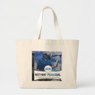 Nothing Personal 2K12 Kover Tote Bags