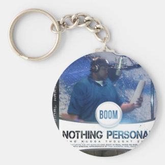 Nothing Personal 2K12 Kover Basic Round Button Key Ring