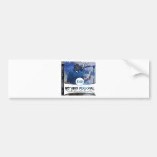 Nothing Personal 2K12 Kover Bumper Sticker