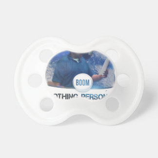 Nothing Personal 2K12 Kover Pacifiers