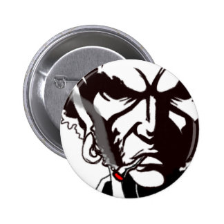 Nothing Personal 6 Cm Round Badge