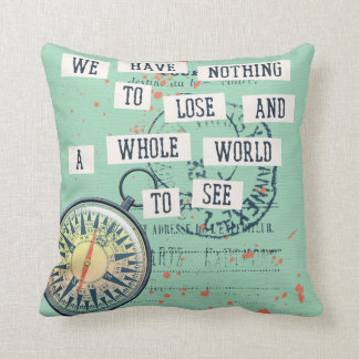 Nothing To Lose Travel Pillow