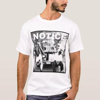 Notice Album T-Shirt