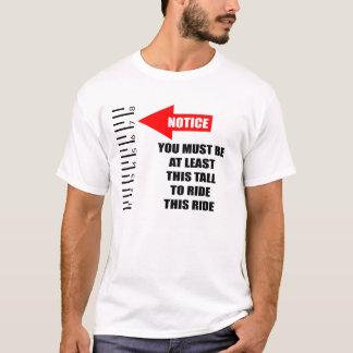 Notice Sign T-Shirt