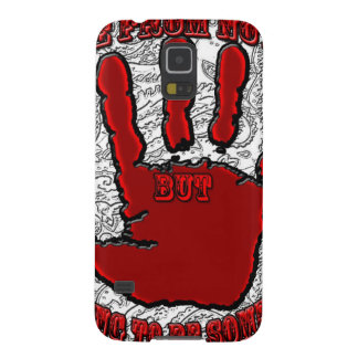 noting to something galaxy skin case for galaxy s5