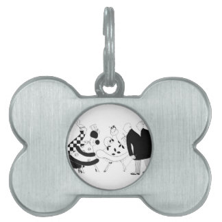 Notoriety Pet Tag
