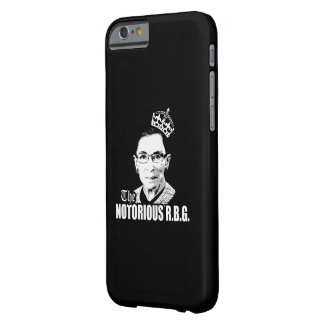 Notorious RBG Barely There iPhone 6 Case