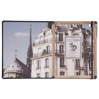 Notre Dame and Parisian Architecture Covers For iPad