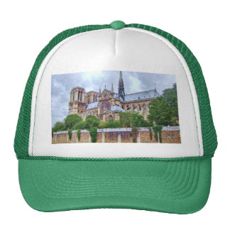 Notre-Dame Cathedral 2 Trucker Hat