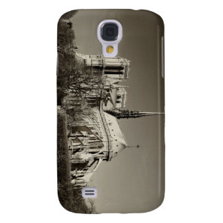 Notre Dame Cathedral Samsung Galaxy S4 Cases