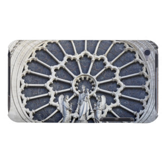 Notre Dame Cathedral, detail iPod Touch Case