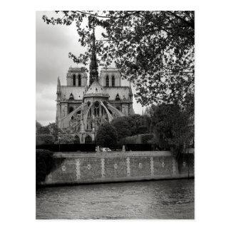 Notre Dame Cathedral Postcard Postcard