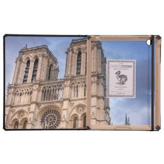 Notre Dame De Paris iPad Cases