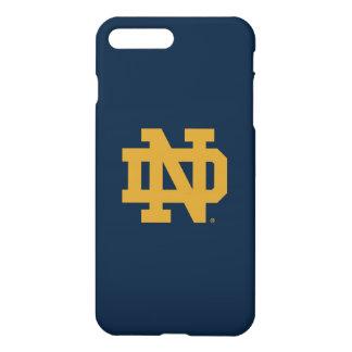 Notre Dame   Emblem Logo iPhone 8 Plus/7 Plus Case