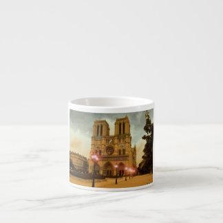 Notre Dame Espresso Mug