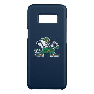 Notre Dame   Fighting Irish Leprechaun Logo Case-Mate Samsung Galaxy S8 Case