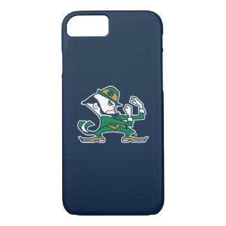 Notre Dame   Fighting Irish Leprechaun Logo iPhone 8/7 Case
