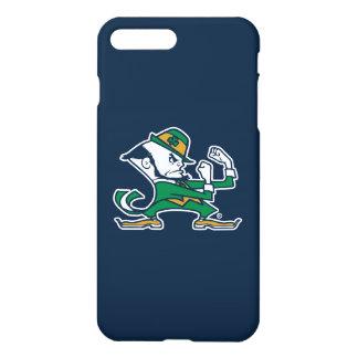 Notre Dame   Fighting Irish Leprechaun Logo iPhone 8 Plus/7 Plus Case