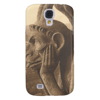 Notre Dame Gargoyle Samsung Galaxy S4 Cases
