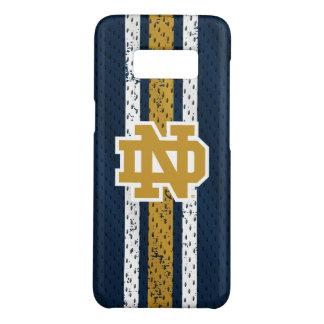Notre Dame   Jersey Pattern Case-Mate Samsung Galaxy S8 Case