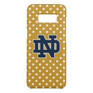 Notre Dame   Mini Polka Dots Case-Mate Samsung Galaxy S8 Case