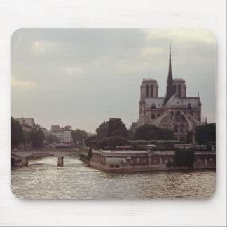 Notre Dame Mouse Pad