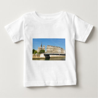 Notre Dame, Paris Baby T-Shirt