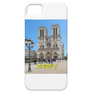 Notre Dame PARIS Barely There iPhone 5 Case