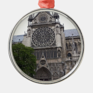 Notre Dame, Paris, France Christmas Ornament