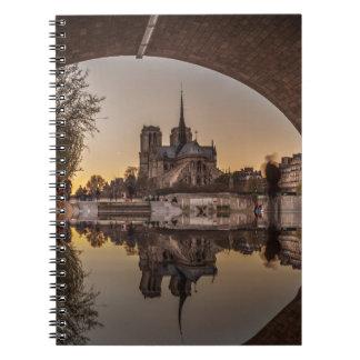 Notre-Dame, Paris, France Notebook