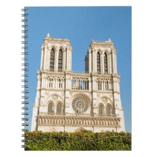 Notre Dame, Paris Notebook