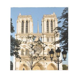 Notre Dame, Paris Notepad