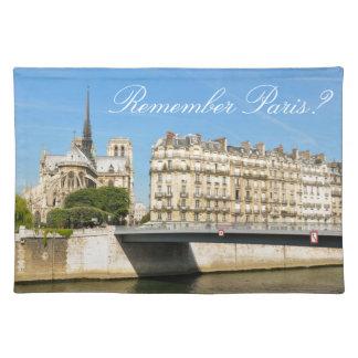 Notre Dame, Paris Placemat