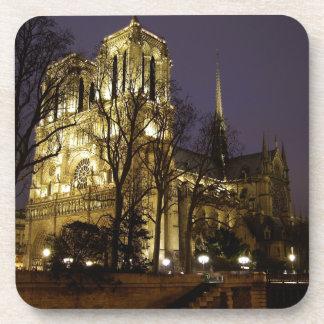 Notre Dame Paris Unique Image Coaster