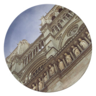 Notre Dame Party Plates