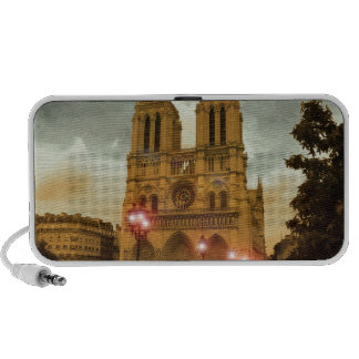Notre Dame Notebook Speakers