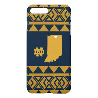 Notre Dame   Tribal State Love iPhone 8 Plus/7 Plus Case