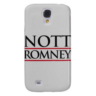 NOTT ROMNEY -.png Galaxy S4 Cases