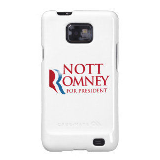 NOTT ROMNEY.png Samsung Galaxy SII Cover