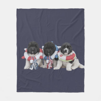 Notta Bear Water Babies Blanket
